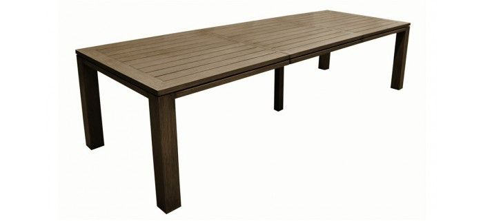 Table de jardin FIERO 200/300