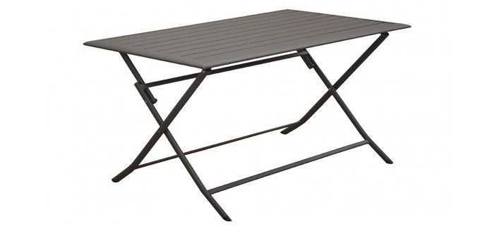 Table LORITA 140 x 77 cm