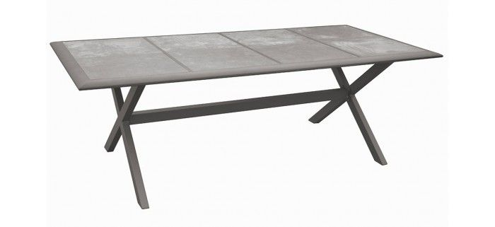 Table CERAMO 220  TABLES DE JARDIN