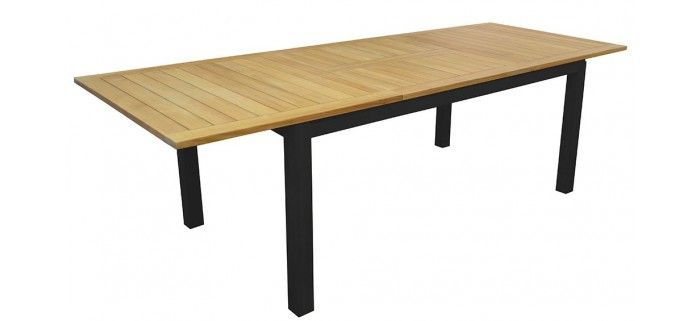 Table TEMPO 180/240  TABLES DE JARDIN