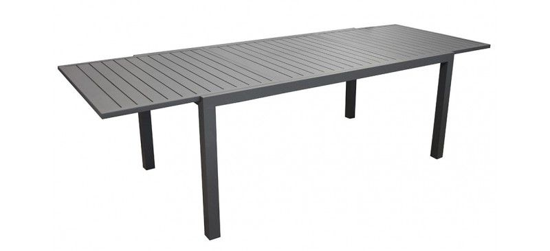 Table SOLEM 160/240  TABLES DE JARDIN