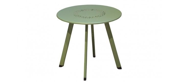 Table basse MASSAÏ 40 MOBILIER DE JARDIN