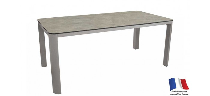 Table EOLE 180 plateau Trespa® Océo - 5