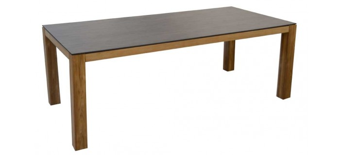 Table Asola 210 plateau Trespa® Océo - 1