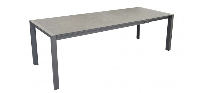Table MILO 190/260 plateau Trespa® Océo - 1