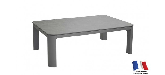 Table basse EOLE 120x80 plateau Trespa®