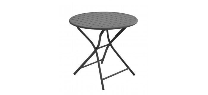 Table de jardin GUERIDON GLOBE 80