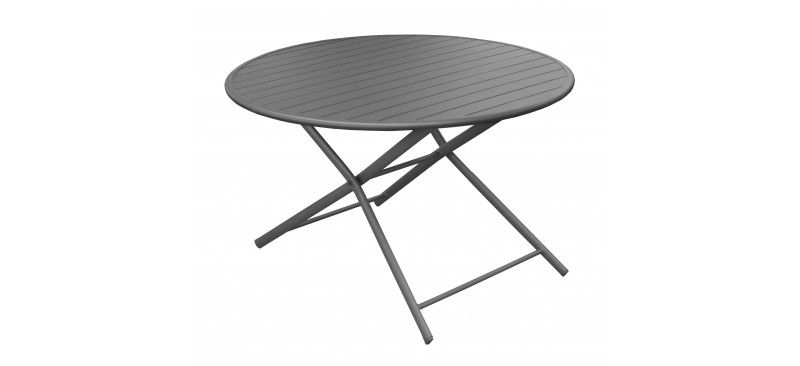 Table de jardin GLOBE 120
