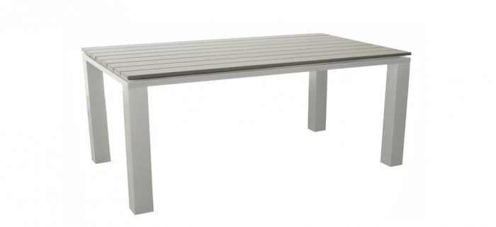 Table de jardin ELENA 180