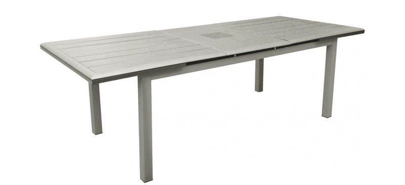 Table de jardin LOUISIANE 180/240