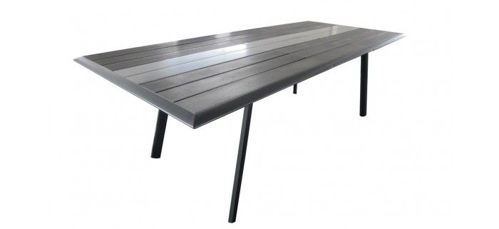Table de jardin LIZE 180/240