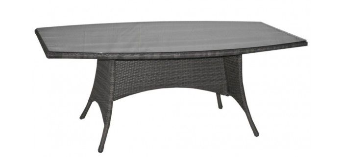Table de jardin LOTUS 180