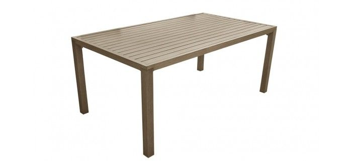Table de jardin MILANO 180