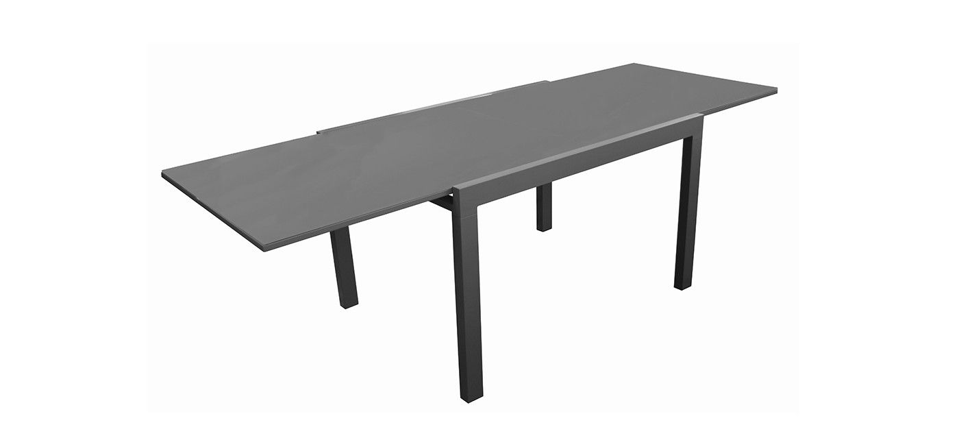 Table de jardin ELISE 140/240