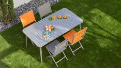 Table de jardin POLO 160