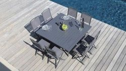 Table de jardin BARCELONA 145